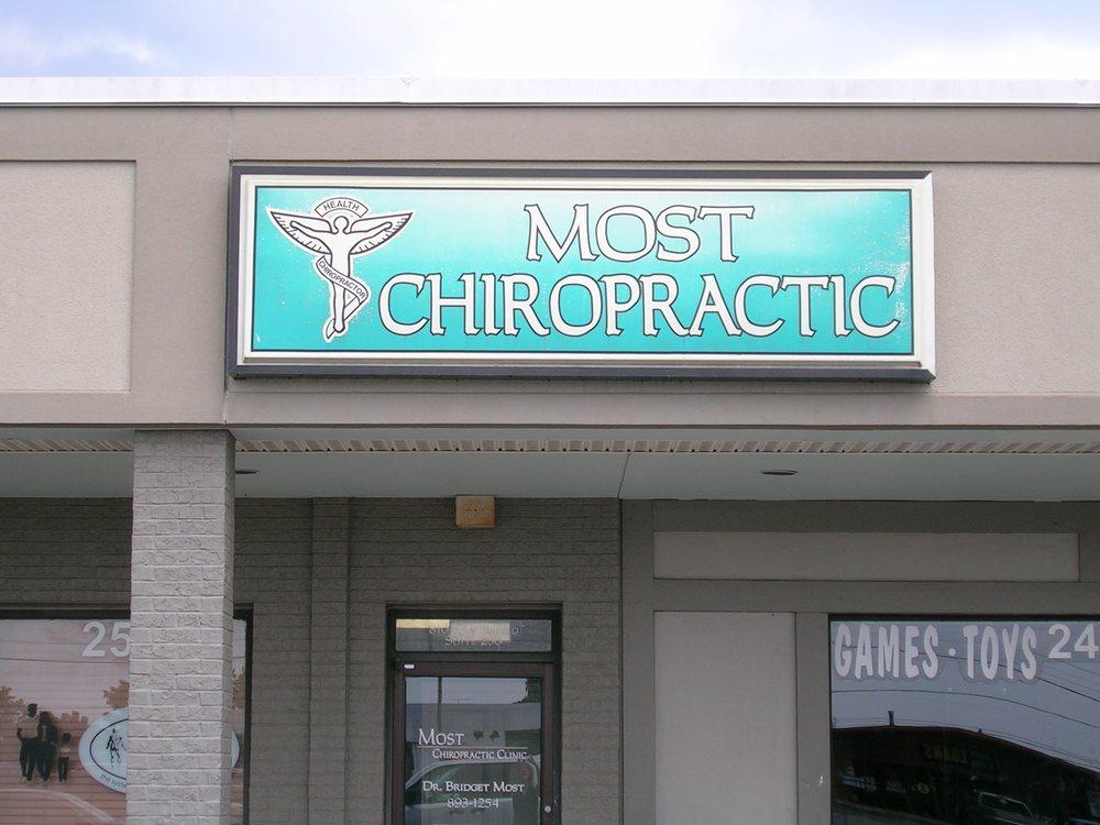 Most Chiropractic Clinic: 810 NW Broad St, Murfreesboro, TN