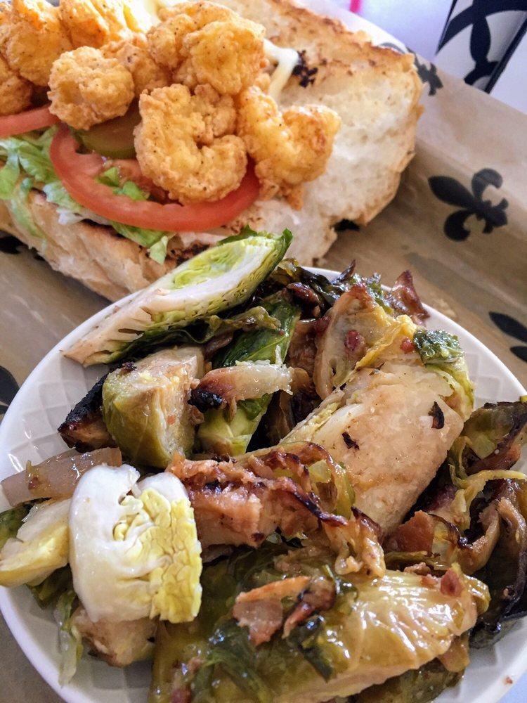 Nans New Orleans Cafe and Poboy: 700 Florida St, Mandeville, LA