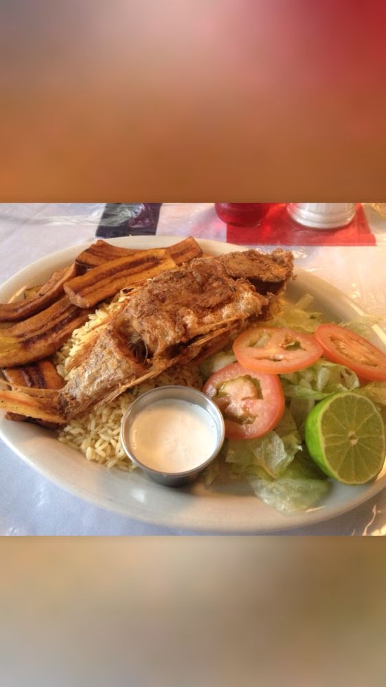 Food from Guanaticos Restaurant