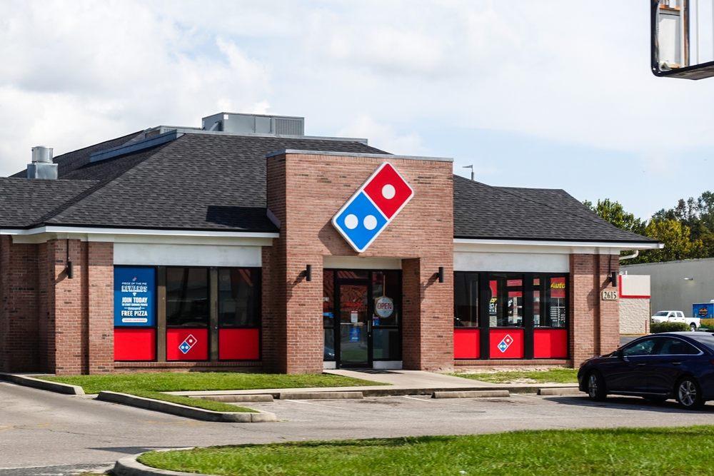 Dominos  Pizza: 2615 Crawfordville Hwy, Crawfordville, FL
