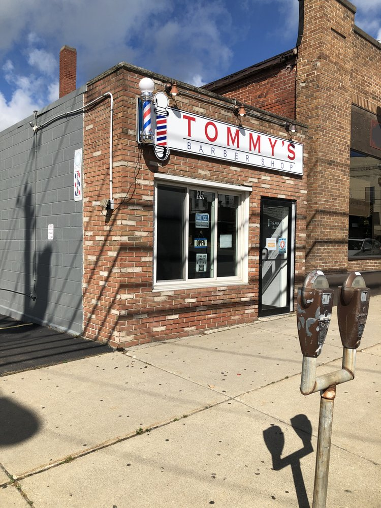 Tommy's Barber Shop: 25 Water St, Fredonia, NY