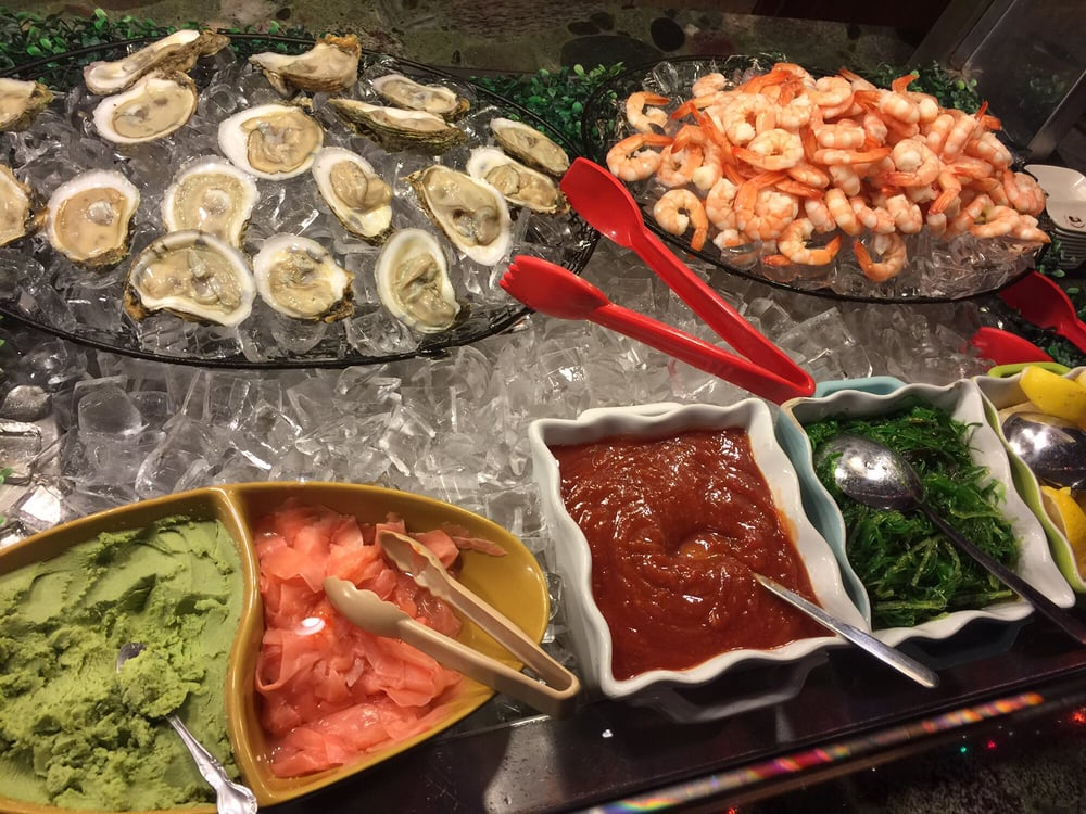 Mandarin Buffet & Sushi: 514 Fletcher Dr, Warrenton, VA