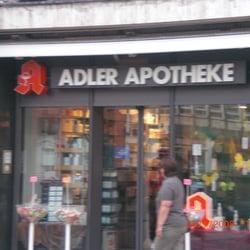 Adler apotheke apotheke liebfrauenberg 33 altstadt for Liebfrauenberg frankfurt