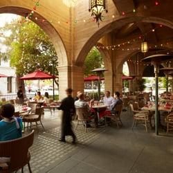 Photo Of Bella Trattoria Italian Bistro Riverside Ca United States Sidewalk Dining