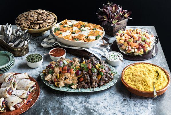 Zoes Kitchen 30 Photos 22 Reviews Mediterranean