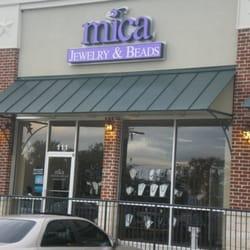 Mica Jewelry & Beads logo