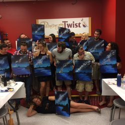 Painting With A Twist 49 Photos Paint Sip 2049 Veterans