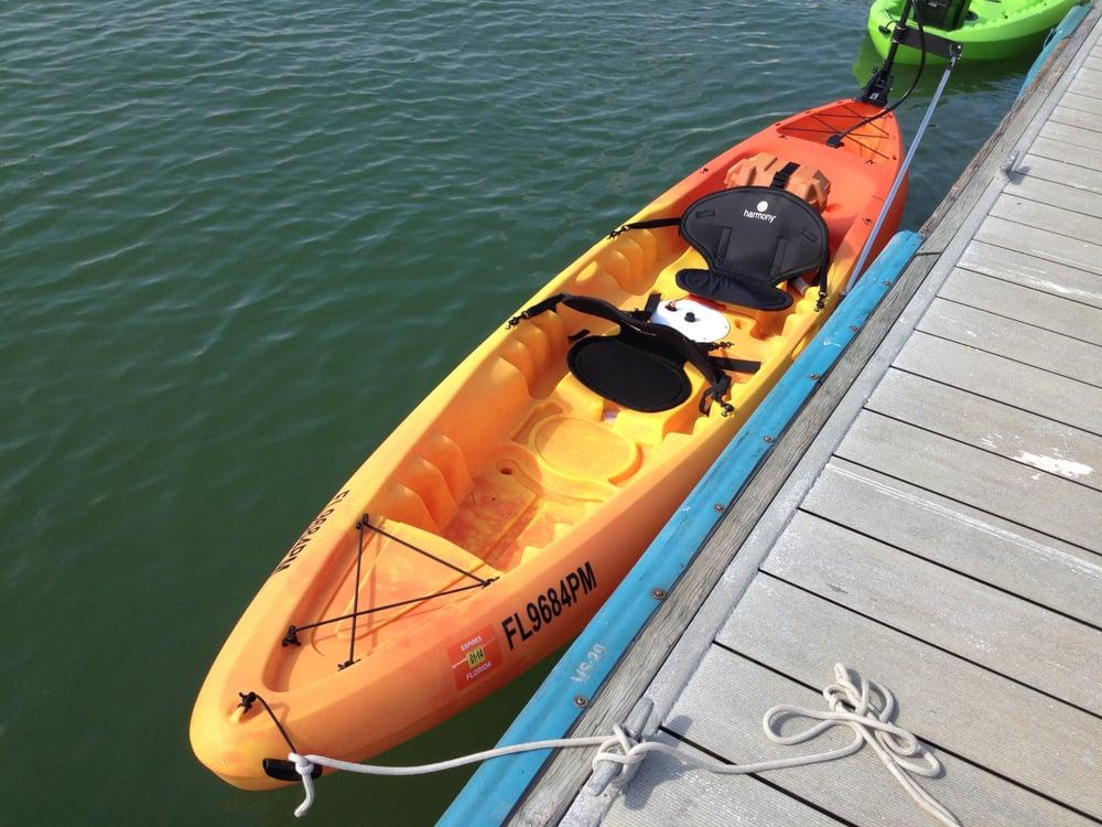 13 ft tandem electric motorized kayak - Yelp