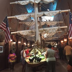 Travelers who viewed Captain George's Seafood Restaurant also viewed