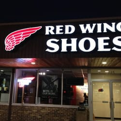 Red Wing Shoe Stores Mn