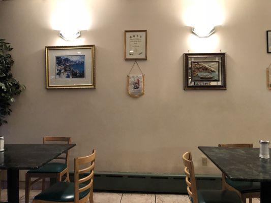 Luigi S Italian Restaurant 561 Bloomfield Ave Newark Nj