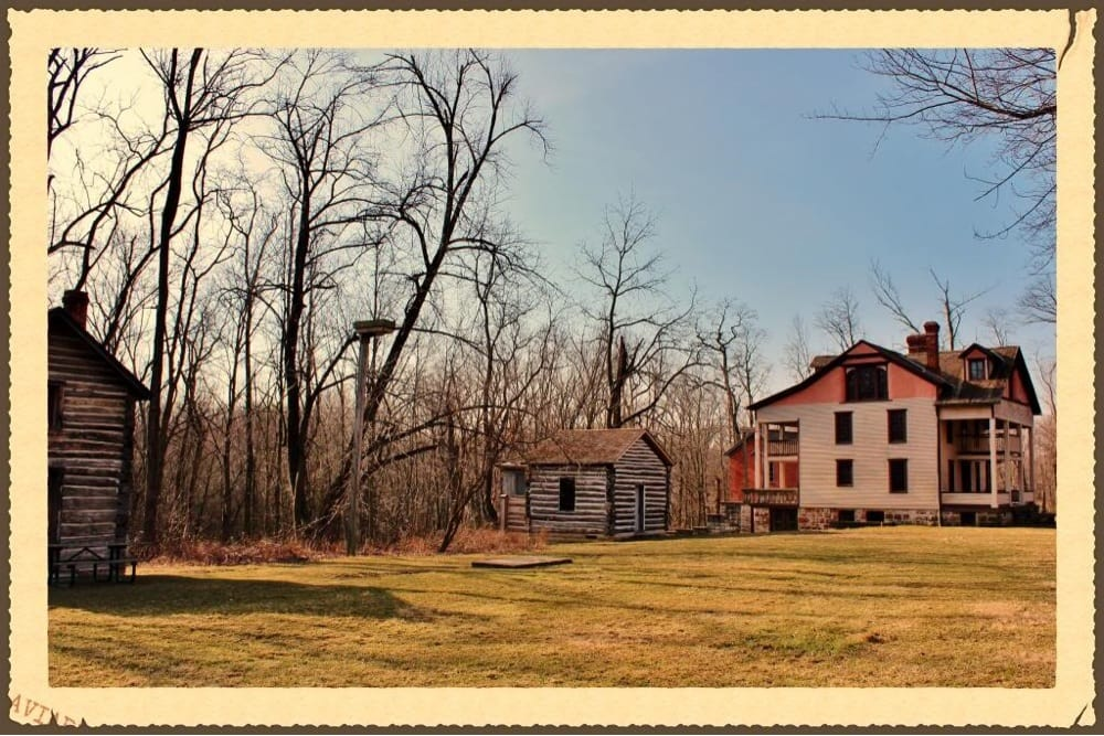 Bailly Homestead & Chellberg Farm: Hwy 20 & Mineral Springs Rd, Porter, IN