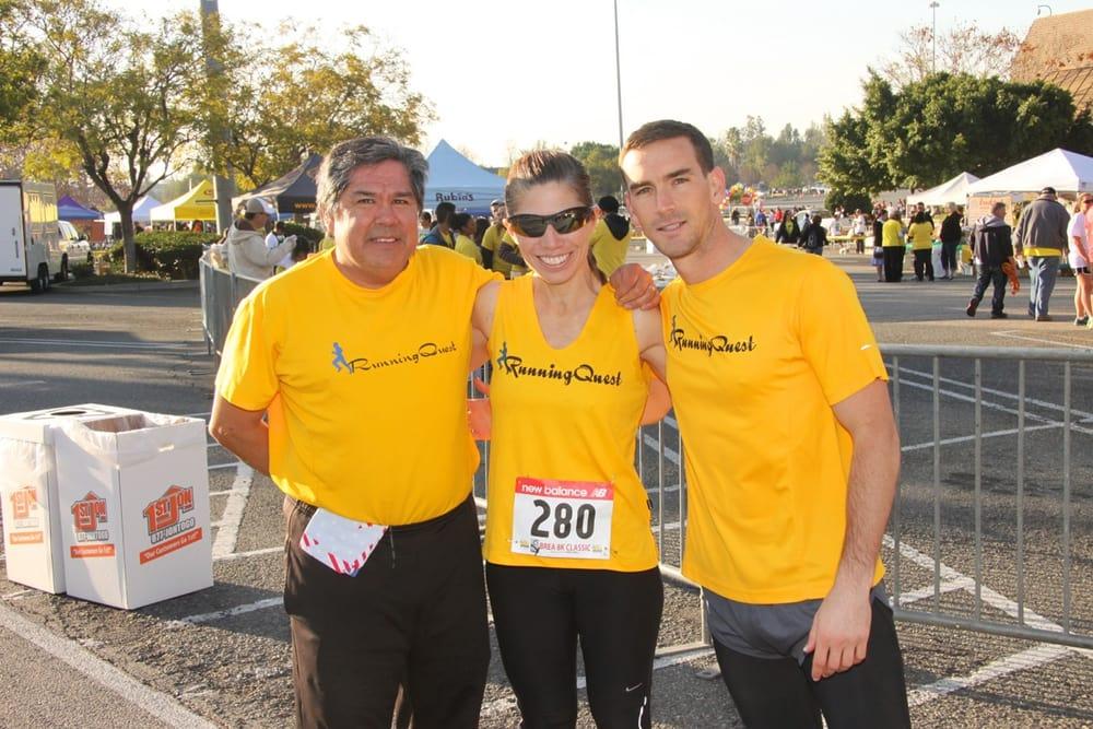 RunningQuest: Brea, CA