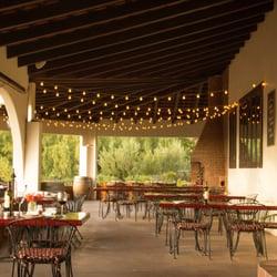 Photo Of Hacienda Guadalupe Restaurant Valle De Baja California Mexico Terrace