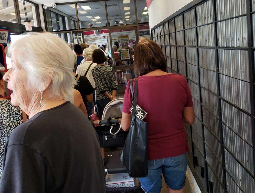 US Post Office: 1299 Kekuanaoa St, Hilo, HI