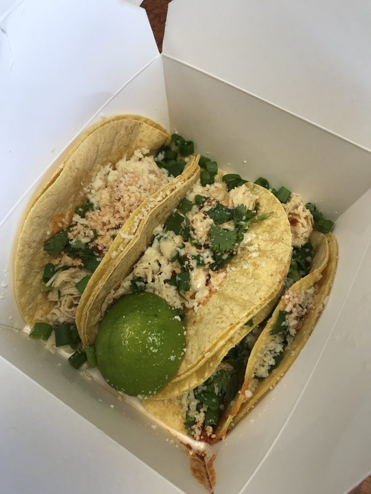 Food from Baby Loves Tacos