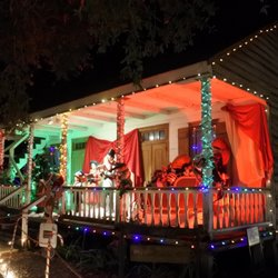 Photo of LARC's Acadian Village - Lafayette, LA, United States. Christmas Village @