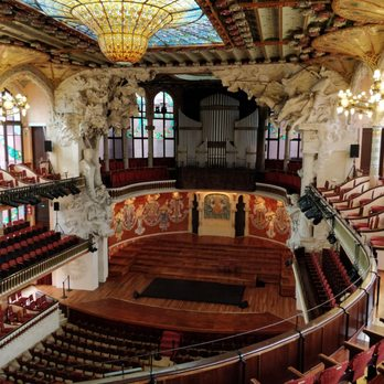 Palau De La Musica Catalana 382 Photos 115 Reviews Performing