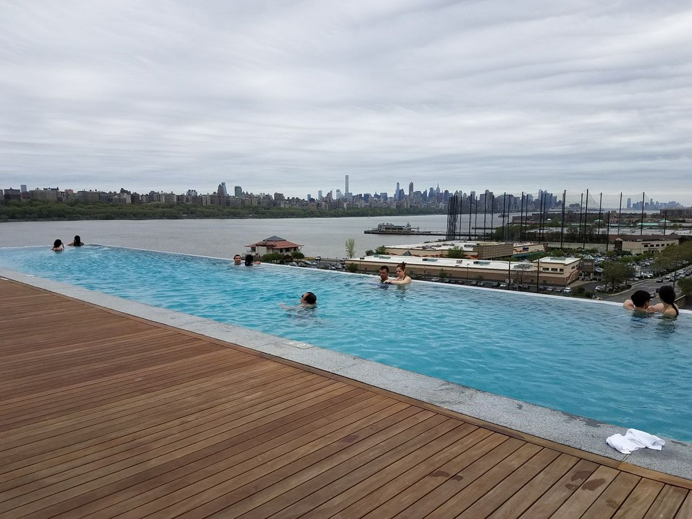 rooftop infinity pool yelp. Black Bedroom Furniture Sets. Home Design Ideas