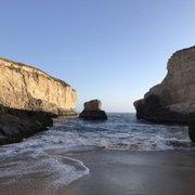 Photo Of Bonny Doon Beach Santa Cruz Ca United States