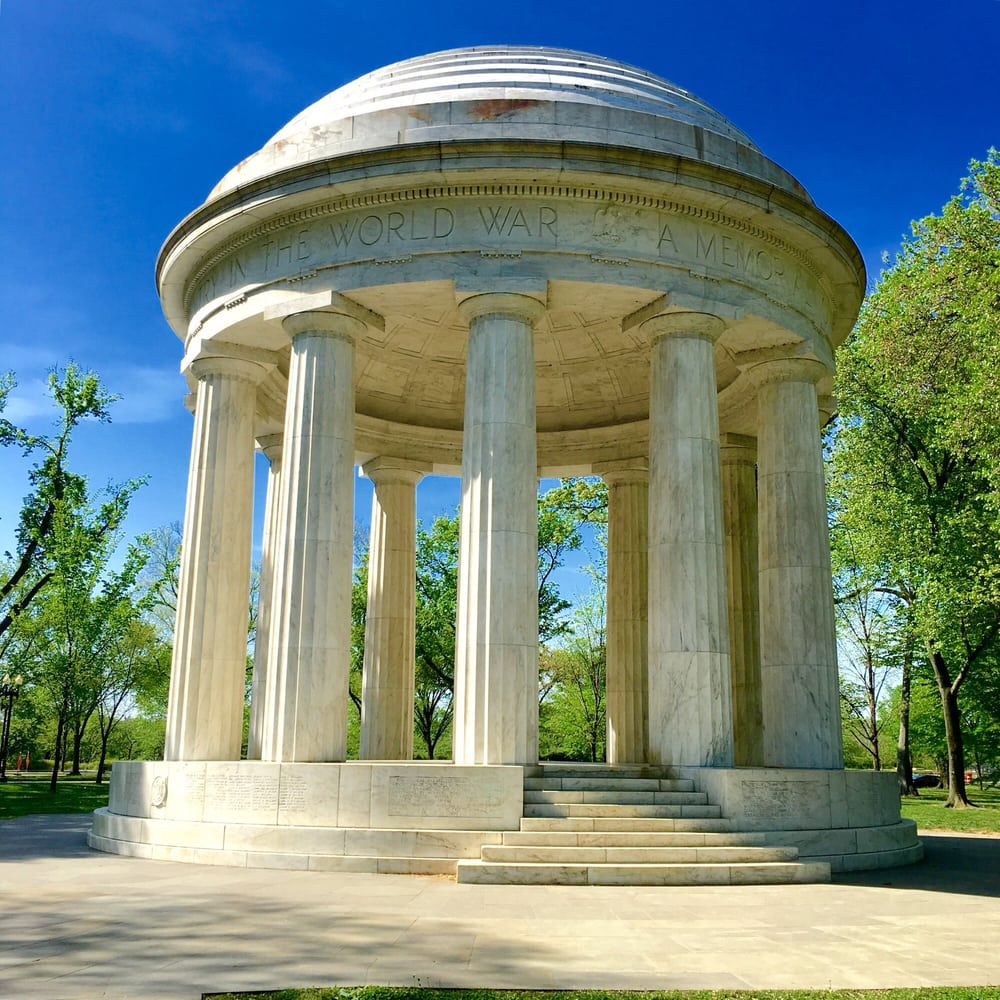 Monuments and Memorials in Washington, D.C.