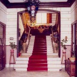 photo of granja escuela atalaya alcaraz albacete spain escaleras principales de la