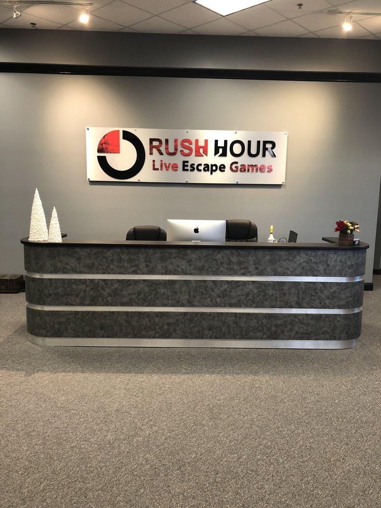 Rush Hour Escape Room