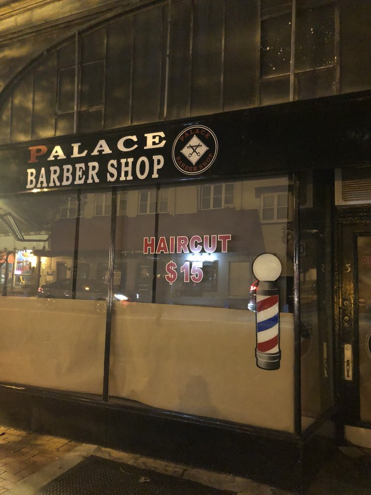 Palace Barber Shop Closed 17 Photos Barbers 3 Park St