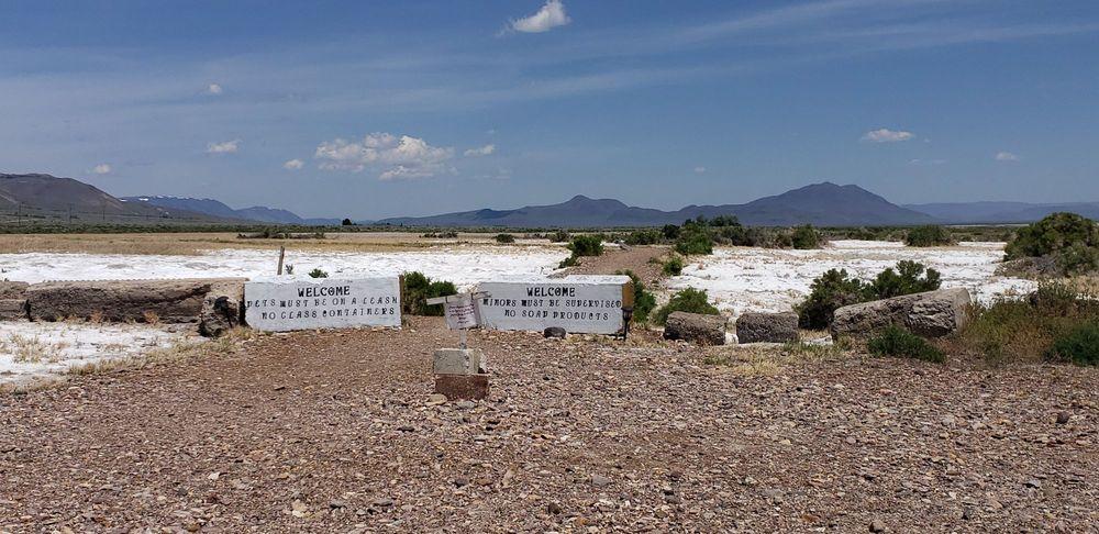 Alvord Desert: Alvord Desert, OR
