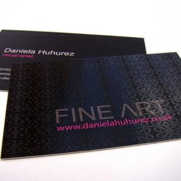 Luxury business cards printing photocopying 251b kingsway photo of luxury business cards manchester united kingdom colourmoves