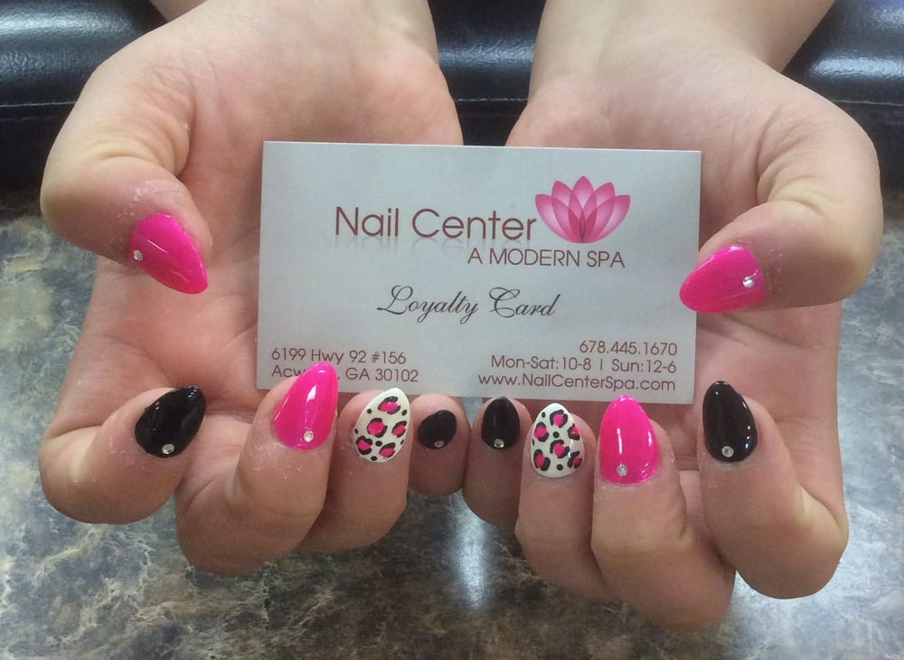Top Ten Nails Near Me – Papillon Day Spa