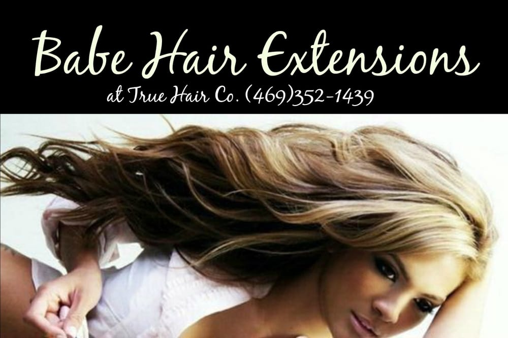 100 Human Hair Extensions By Babe Hair Extensions Offered At True