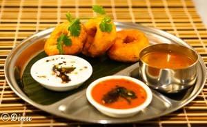 Vada sambar yelp for 8elements perfect indian cuisine