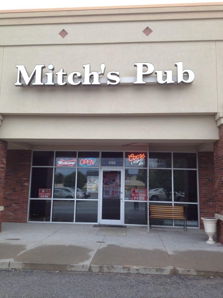 Mitch's Pub: 5106 N 156th St, Omaha, NE