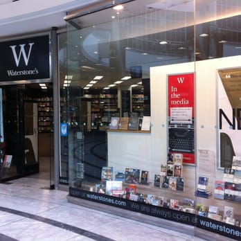 Waterstones Bookshops 15 Cabot Square Canary Wharf London