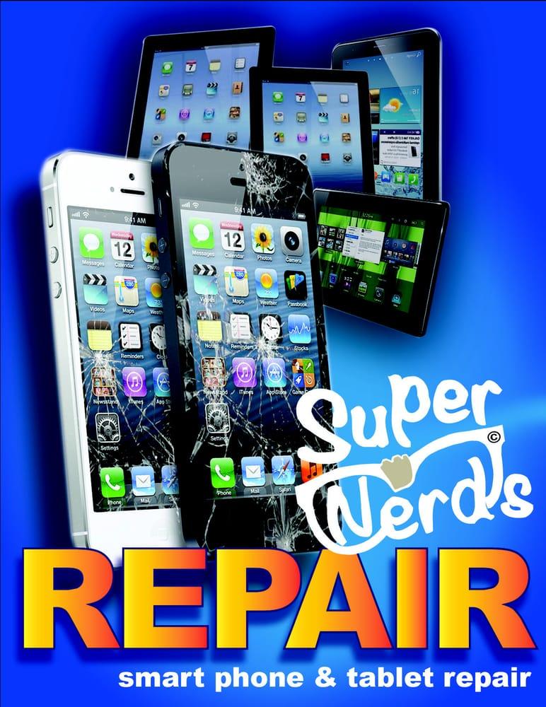 Super Nerds - 18 Reviews - Electronics Repair - 500 South