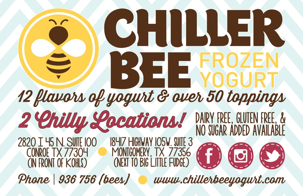 chiller bee montgomery 10 reviews ice cream frozen. Black Bedroom Furniture Sets. Home Design Ideas