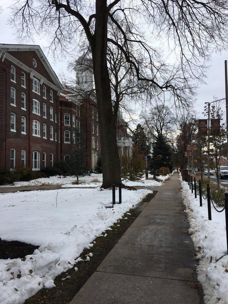 Kutztown University: 15200 Kutztown Rd, Kutztown, PA