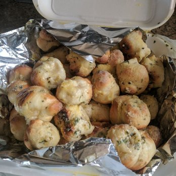 Image result for porky's pizza garlic knots