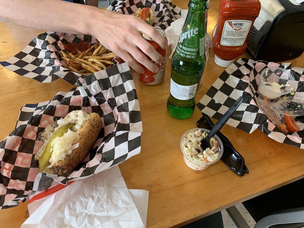 Jimmy's Hot Dog Company: 938 W Hwy 92, Bisbee, AZ