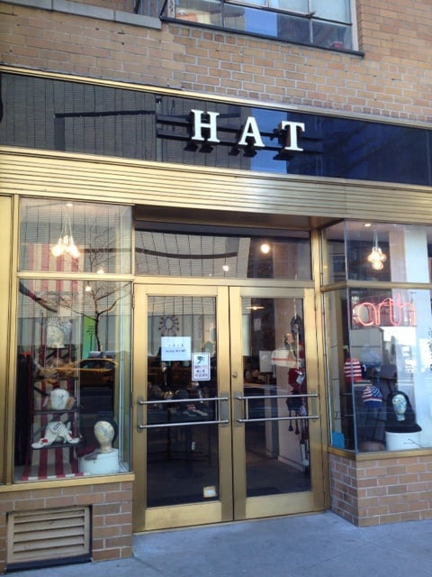 arth hat store front Broadway 9d81c827b6e