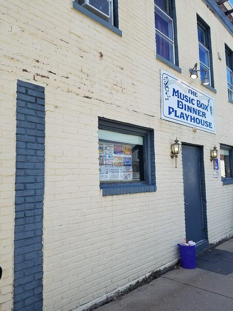Music Box Dinner Playhouse: 196 Hughes St, Swoyersville, PA