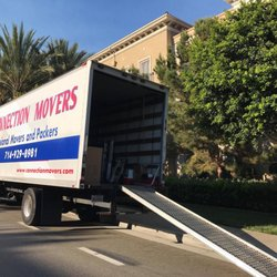 Photo Of Connection Movers Huntington Beach Ca United States Irvine Move