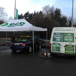 Photo of Eco Car Wash Rathfarnham - Dublin Republic of Ireland : car wash tent - memphite.com