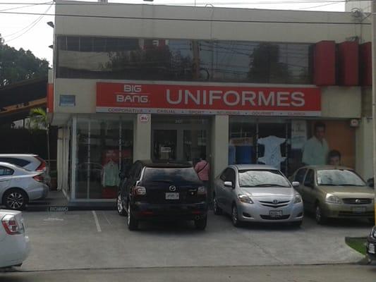 Big Bang Uniformes - Uniforms - Francisco Rojas Gonzalez 1d775c441cd4f
