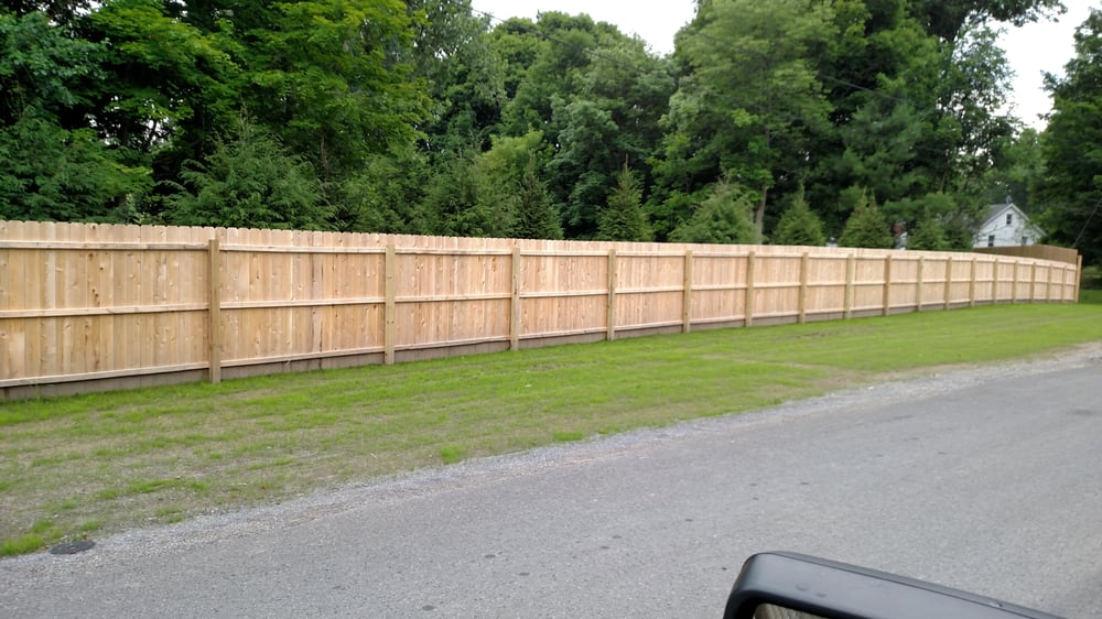 Millbrook Fence: 475 Butts Hollow Rd, Dover Plains, NY