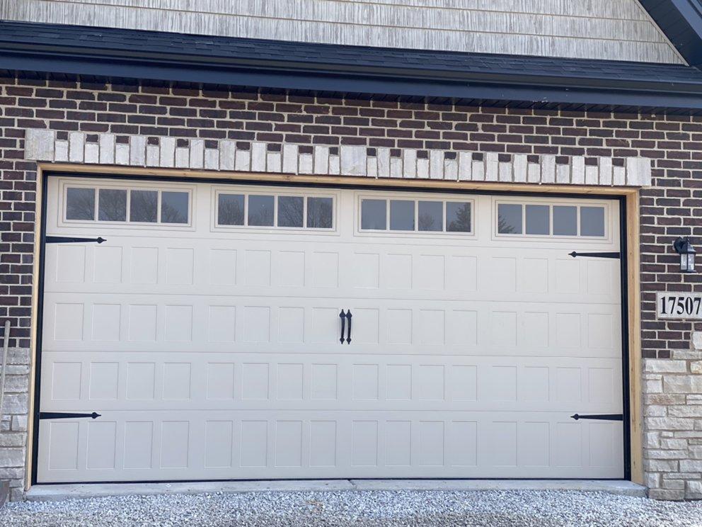 J & J Reliable Doors: 15911 S Leach Dr, Homer Glen, IL