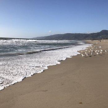 Photo Of Zuma Beach Malibu Ca United States The Beautiful Empty