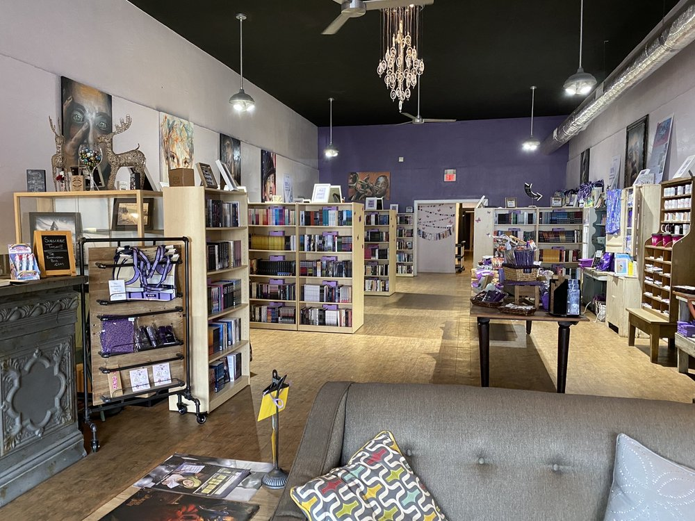 The Bookworm Box: 204 Main St, Sulphur Springs, TX