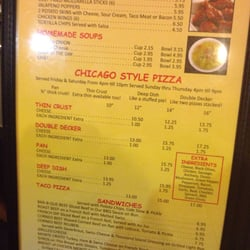 Photo Of Corner Kitchen Family Restaurant Twin Lakes Wi United States Menu